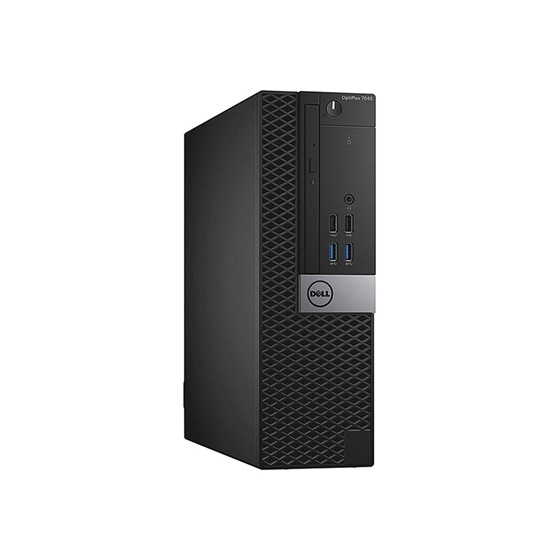 Refurbished PC Dell 7040 SFF Core i5 6th Gen with SSD 240GB and 8 GB RAM
