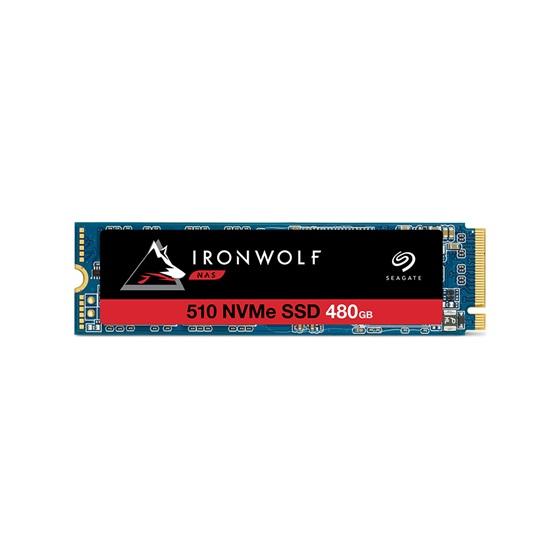 Seagate SSD IronWolf 510 480GB PCIe Gen3 ×4 NVMe (ZP480NM30011) (SEAZP480NM30011)
