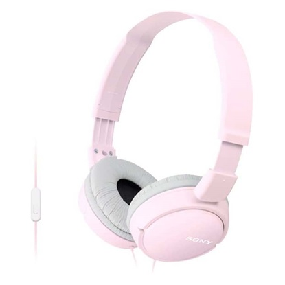 Sony Headphones Pink (MDR-ZX110AP) (SNYMDRZX110AP)