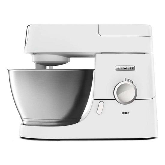 Kenwood Chef Κουζινομηχανή 1000W με Ανοξείδωτο Κάδο 4.6lt (KVC3100W) (KNWKVC3100W)