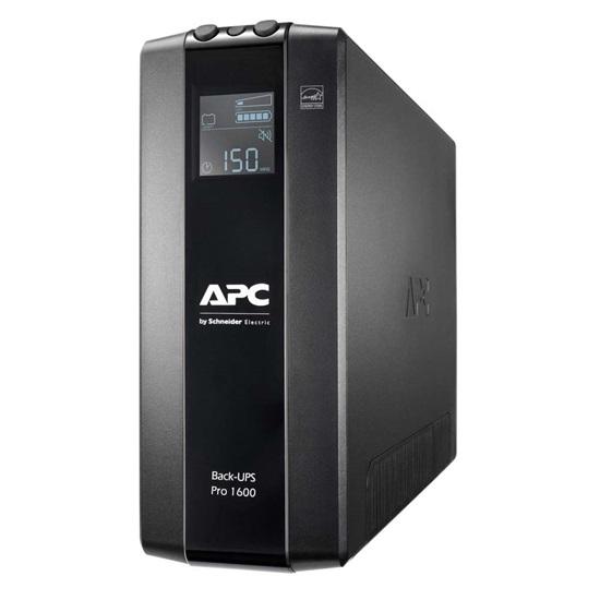 APC UPS Pro BR 1600VA Back-Ups 8 Outlets, AVR, LCD Interface (BR1600MI) (APCBR1600MI)