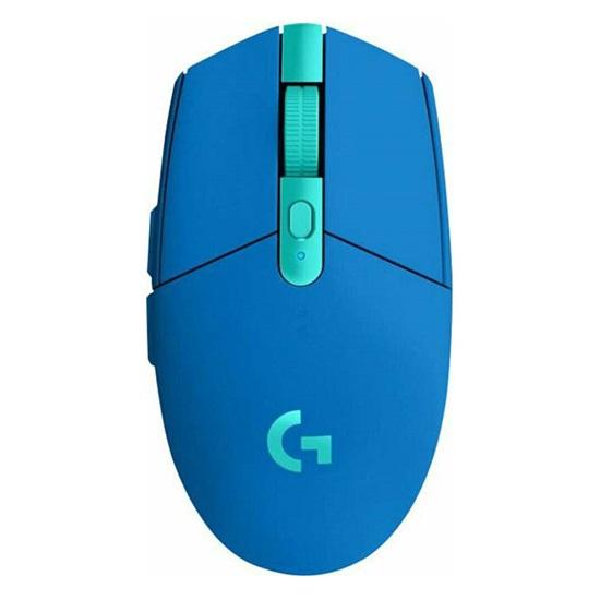 Logitech G305 Lightspeed Wireless Blue Mouse (910-006015) (LOGG305BL)