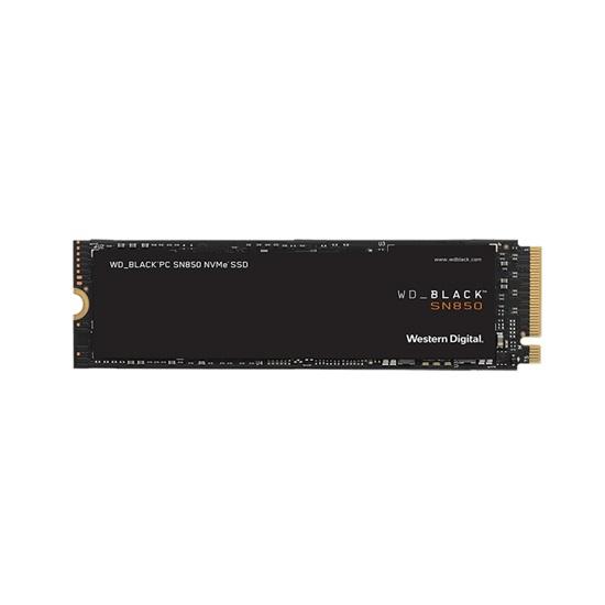Western Digital Δίσκος SSD SN850 1TB M.2 without heatsink NVMe PCIe Gen4 (WDS100T1X0E)