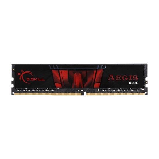 G.Skill RAM Aegis DDR4-2400MHz 8GB CL17 (1x8GB) (F4-2400C17S-8GIS) (GSKF4-2400C17S-8GIS)