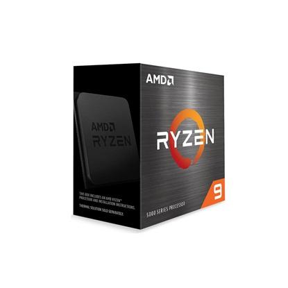 Επεξεργαστής AMD RYZEN 9 5900X Box AM4 (3,7GHz) (100-100000061WOF) (AMDRYZ9-5900X)