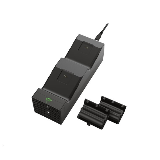 Trust GXT 250 Duo Charging Dock for Xbox Series X / S (24177) (TRS24177)