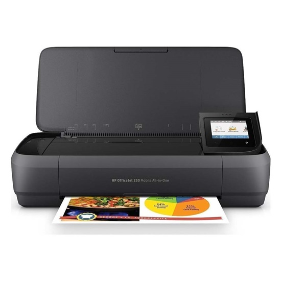 HP Officejet 200 Mobile All-In-One Printer (CZ992A) (HPCZ992A)