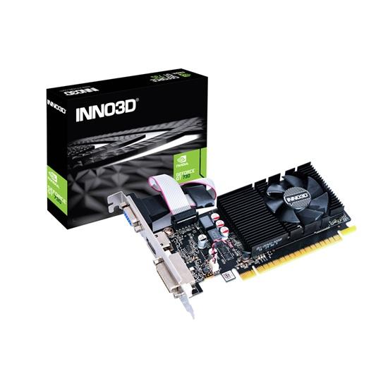 VGA Inno3D GeForce GT 730 4GB SDDR3 LP (N73P-BSDV-M3BX)