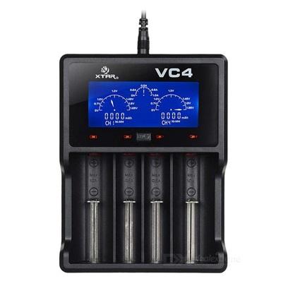 XTAR VC4 battery charger (VC4) (XTAVC4)