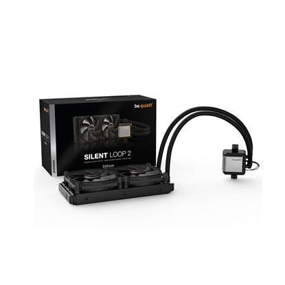 Be Quiet Silent Loop 2 240mm water cooling unit (BW010) (BQTBW010)