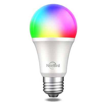 Nitebird WB4 E27 A19 8W RGBW Filament Dimmable Smart (06-86-607-001) (NIT06-86-607-001)