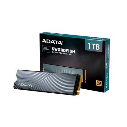 ADATA SSD 1TB SWORDFISH PCIe Gen3x4 M.2 2280 (ASWORDFISH-1T-C) (ADTASWORDFISH-1T-C)