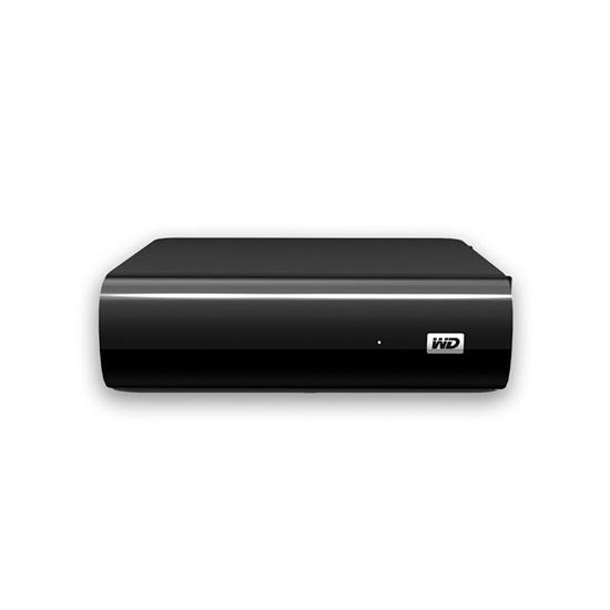 Western Digital My Book AV-TV 2TB (WDBGLG0020HBK-EESN)
