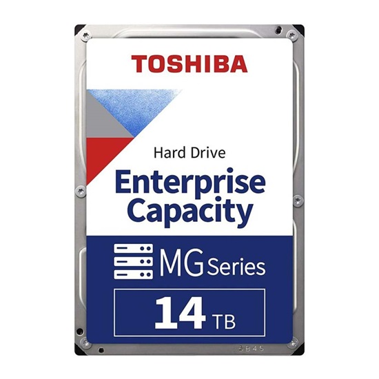 Toshiba MG07ACA Series Enterprise HDD 3.5'' 14TB 512e Standard (MG07ACA14TE) (TOSMG07ACA14TE)