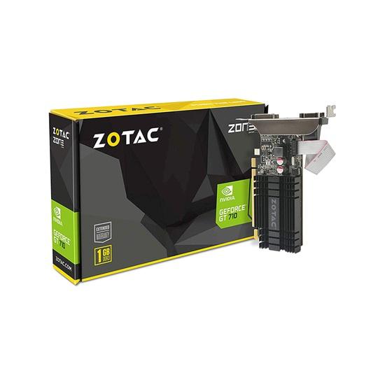VGA Zotac GeForce® GT710 1GB (ZT-71301-20L) (ZOTZT-71301-20L)