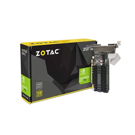 VGA Zotac GeForce® GT710 2GB (ZT-71302-20L) (ZOTZT-71302-20L)