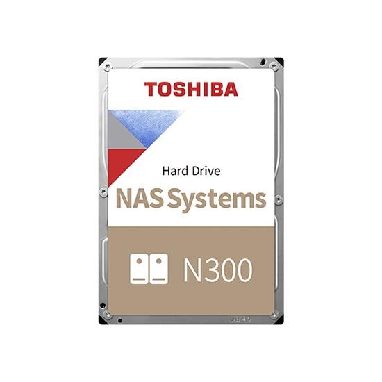 Toshiba N300 - NAS Hard Drive 3.5'' 16TB (HDWG31GUZSVA) (TOSHDWG31GUZSVA)