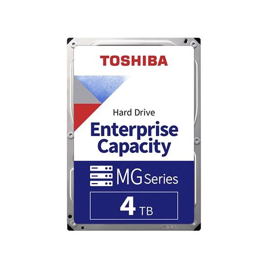 Toshiba MG04ACA Series Enterprise HDD 3.5'' 4TB 512e Standard (MG04ACA400E) (TOSMG04ACA400E)