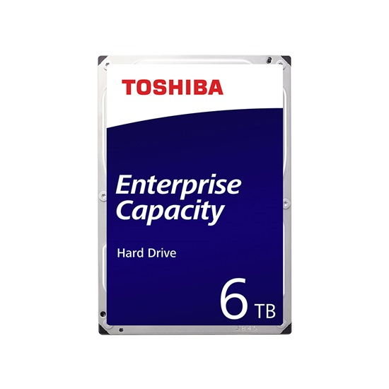 Toshiba MG04ACA Series Enterprise HDD 3.5'' 6TB 512e Standard (MG04ACA600E) (TOSMG04ACA600E)