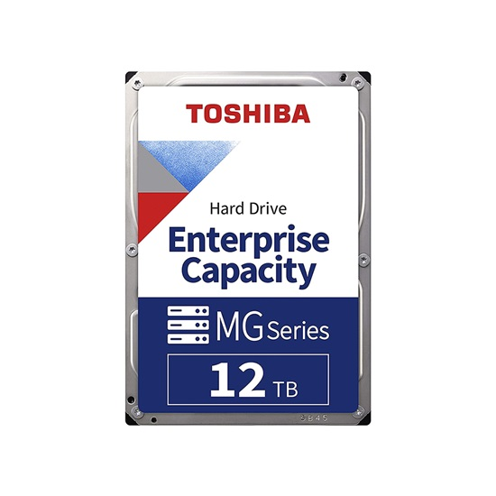 Toshiba MG07SCA Series Enterprise HDD 3.5'' 12TB 512e Standard (MG07SCA12TE) (TOSMG07SCA12TE)