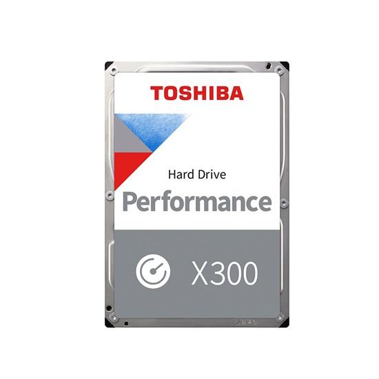Toshiba X300 - Performance Hard Drive 3.5'' 12TB (Bulk) (HDWR21CUZSVA) (TOSHDWR21CUZSVA)