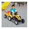 HomCom Παιδικό Τρακτέρ με Καρότσα (341-017) (HOM341-017)
