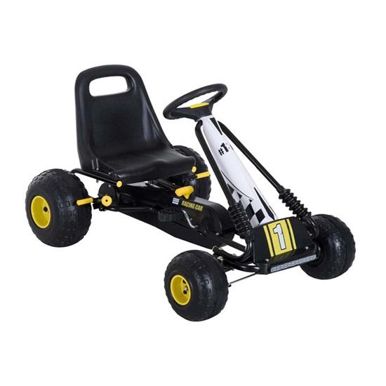 HomCom Παιδικό Αυτοκίνητο Go Kart με Πετάλια (341-020) (HOM341-020)