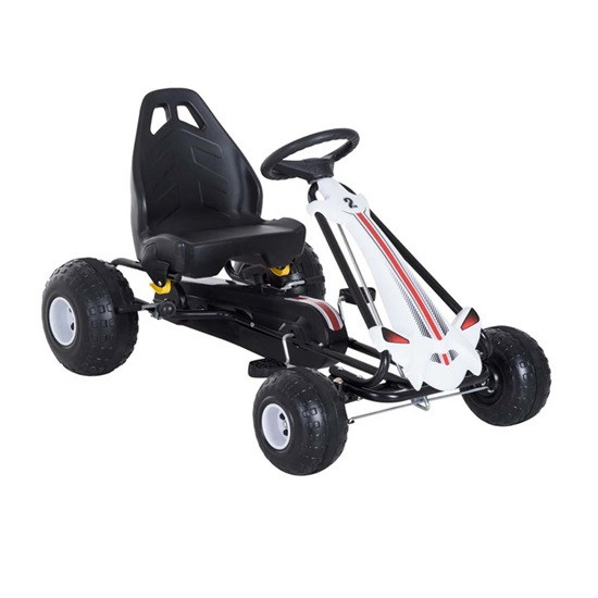 HomCom Παιδικό Αυτοκίνητο Go Kart με Πετάλια (341-021) (HOM341-021)