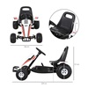 HomCom Παιδικό Αυτοκίνητο Go Kart με Πετάλια (341-036) (HOM341-036)