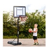 Soozier Παιδική Φορητή Μπασκέτα 1.8 m. (A61-012) (SOOA61-012)