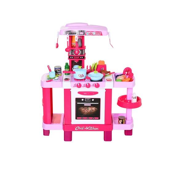HomCom Παιδική Κουζίνα με Αξεσουάρ (350-047) (HOM350-047)