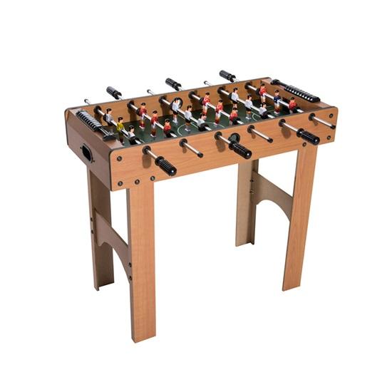 Homcom Ξύλινο Επιτραπέζιο Ποδοσφαιράκι με 6 Σειρές (A70-022) (HOMA70-022)