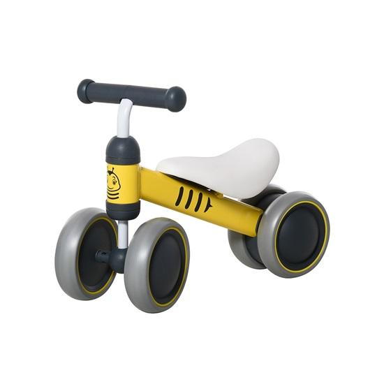 HOMCOM Ποδήλατο ισορροπίας για παιδιά 18-24 μηνών (370-041V01) (HOM370-041V01)
