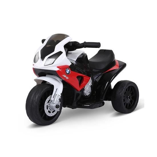 HOMCOM Ηλεκτρική μοτοσικλέτα για παιδιά Μέγ. 20 κιλά με άδεια BMW, 6V μπαταρία (370-064RD) (HOM370-064RD)