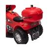 Homcom Scooter για παιδιά 18-36 μηνών με 3 τροχούς ρεαλιστικά φώτα και ήχους κόκκινο (370-109V90RD) (HOM370-109V90RD)