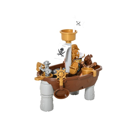 Σετ Παιδικό Πειρατικό Καράβι με Αξεσουάρ 26 τμχ (343-038) (HOM343-038)