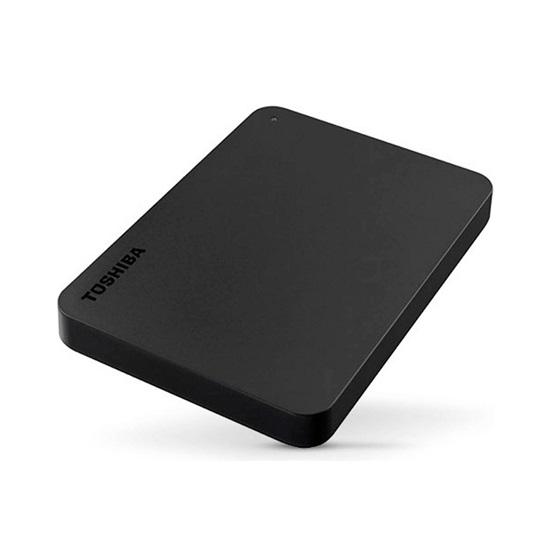 "Toshiba Canvio Basics (2018) 4TB External HDD 2.5"" USB 3.0 (HDTB440EK3CB) (TOSHDTB440EK3CB)"