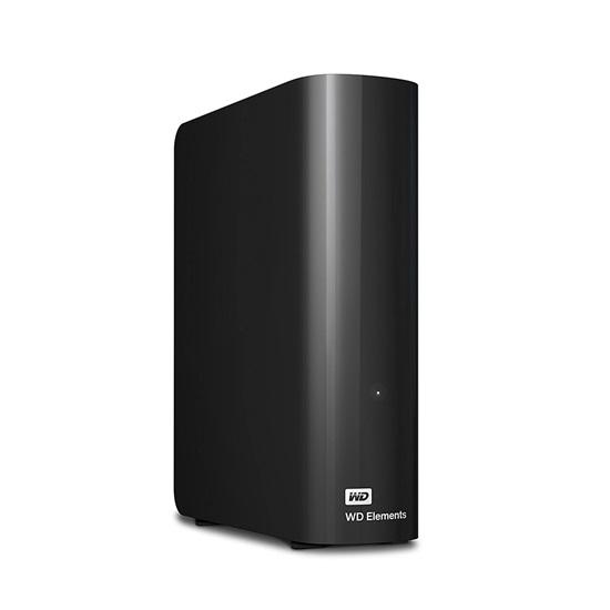 Western Digital Elements Desktop 6TB USB 3.0 (Black) (WDBWLG0060HBK-EESN)