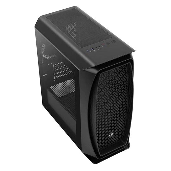Aerocool Aero One Mini Tower Case Black (ACCS-PB18013.11)