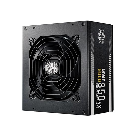 CoolerMaster MWE Gold 850 - V2 Full Modular PSU (MPE-8501-AFAAG-EU) (COOMPE-8501-AFAAG-EU)
