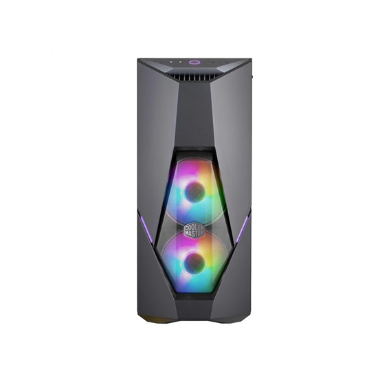 CoolerMaster MasterBox K500 ARGB Mid Tower Case MCB-K500D-KGNN-S02) (COOMCB-K500D-KGNN-S02)