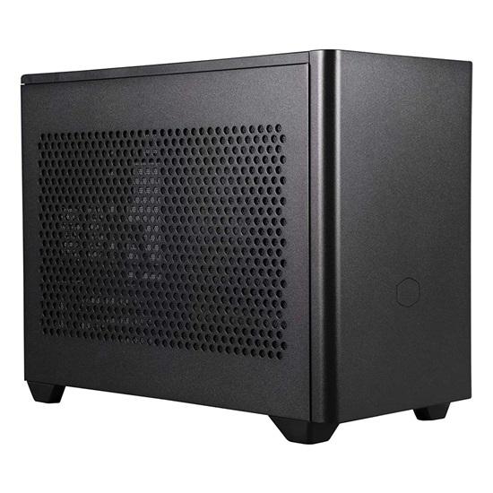 CoolerMaster MasterBox NR200 Mini-ITX Tower Case Black (MCB-NR200-KNNN-S00) (COOMCB-NR200-KNNN-S00)