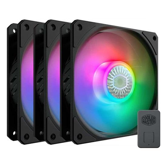 CoolerMaster SickFlow 120 ARGB 3in1 (MFX-B2DN-183PA-R1) (COOMFX-B2DN-183PA-R1)