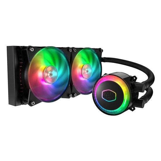 CoolerMaster Masterliquid ML240R RGB (MLX-D24M-A20PC-R1) (COOMLX-D24M-A20PC-R1)