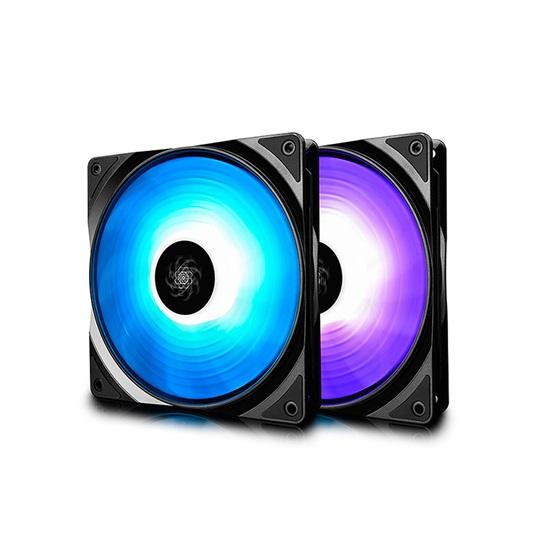 DeepCool RF140 2in1 A-RGB Pc Case Fan (DP-FRGB-RF140-2C) (DEEDP-FRGB-RF140-2C)