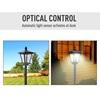 Outsunny Ηλιακό LED Φανάρι Κήπου Κολόνα 160 cm. (842-108) (OUT842-108)