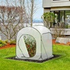 Outsunny Mini Θερμοκήπιο Pop-Up 90x90x110cm (845-407) (OUT845-407)