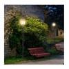 Outsunny Ηλιακό LED Φανάρι Κήπου Κολόνα 1.77 m. (B30-006) (OUTB30-006)