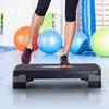 HomCom Step Fitness for Home and Gym Workout (A90-076BK) (HOMA90-076BK)