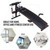 Homcom Πάγκος Κοιλιακών και Ασκήσεων Sit Up 56.5 x 135 x 50-68 cm. (A91-072) (HOMA91-072)